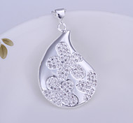 Pendenti Strass N/D argento 1