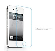 MOZUO H04 2.5D Screen Protector for iPhone 4/4S
