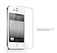 mozuo de la protection d'écran 2.5d pour iPhone 4 / 4S