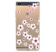 Sunflower PTU Feel Protective Sleeve Slim for Huawei P7/P8