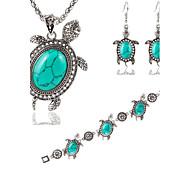 Bijoux-Colliers décoratifs / Boucles d'oreille / Bracelet(Alliage)Soirée / Quotidien / Décontracté Cadeaux de mariage