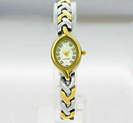 Women's Analog Copper Case Square Dial Copper Band Japan Quartz Watch Women Fashion Watch Gift Watch Ladies Watch