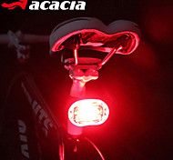 Rear Bike Light, LEDs Bike Tail light Lamp LED Bicycle Taillight Bike Handlebar for Safty Warning