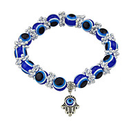 New Jewelry Cheap Blue Latest Beads Bracelet