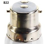 G9 / GU10 / e14 / e12 / e27 / b22 1W 6x5730smd 70-90lm fraîche lumière blanche / chaude conduit ampoule spot (220-240V)