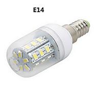 Focos E14/G9 4.5 W 27 SMD 5730 450-500 LM Blanco Cálido/Blanco Fresco AC 100-240 V