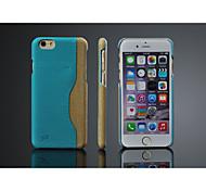 PU de haute qualité étui en cuir pour iPhone 6
