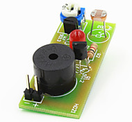 Photosensitive Acousto-optic Alarm Module for Arduino