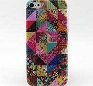 geschilderd patroon TPU materiaal zacht telefoon Case voor iPhone 5c