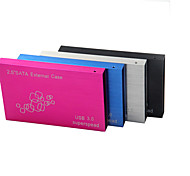 "USB 3.0 Super Speed 2.5"" SATA HDD Enclosure External Case"