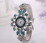 New  Hot Sale Fashion Casual Watch Women Dress Watches Flower Bracelet Ladies Wristwatch Original Female Clock