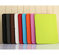 Business PU Leather Smart Cover Case For Samsung Galaxy Tab Pro 10.1 /Tab 4 10.1 /Tab A 9.7