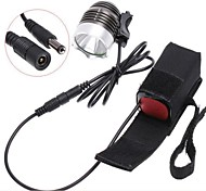4 Mode 1600 Lumen 10W 8.4V 6600mAh Battery Pack Waterproof Aluminum Rechargeable Led Bike Light