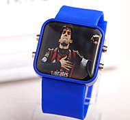 Men'S Watch Sport Watch Timing  Multifunctional Students Watch  Waterproof Watch Brazil World Cup