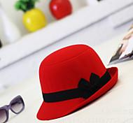 Women Wool Beret Hat , Casual Winter