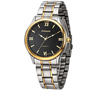 Herrenuhr japan ursprünglichen Bewegung ultra-dünne Zifferblatt-Design Edelstahlarmband Luxus Uhren der Marke