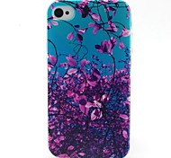 lascia modello materiale TPU soft phone per iphone 4 / 4s