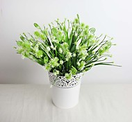 "17.7"" Child-Free Artificial Plant for Decoration 1 Bunch"