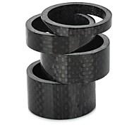 Ringdichtung ( Schwarz , Carbonfaser Geländerad Schwarz