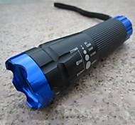 Lanternas LED (Visão Nocturna) - LED 1 Modo 400 Lumens Lumens LED - paraCampismo / Escursão / Espeleologismo / Ciclismo / Montanhismo /