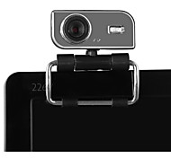 Hot sale USB 2.0 30M HD Camera Web Cam 360 Degree with MIC Clip-on for Desktop Skype Computer PC Laptop