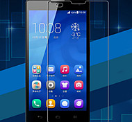 HD Slim Durable Scratch-Proof Tempered Glass Protection Film for Huawei P7