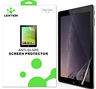 lention alta qualidade cristal ar protetor de tela clara máxima esclarecer resguardos de protecção revestimento de película para o ipad 2