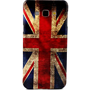 British flag  Pattern TPU Soft Case for Galaxy A8