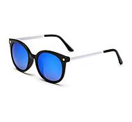 mujeres 's Anti-reflectante/Polarizada Ovalada Gafas de Sol