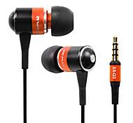 awei Kopfhörer 3.5mm in Gehörgang Super Bass für iPhone 5/5 s / 6 / 6plus samsung s4 / 5/6 und andere
