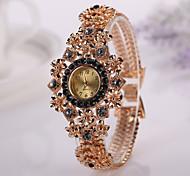 New 2015  Fashion Imitation Diamond Setting Watch Electronic Style Women Dress Watches Lady's Wrist Watches Hot