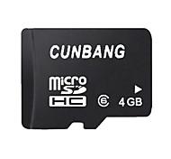 4g de memoria tarjeta de memoria de la tarjeta del tf tarjeta