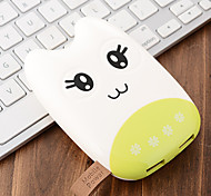 GRAZE CATTLE Mobile 10000mAh Power Bank Suitable for All Kinds of Mobile Phone