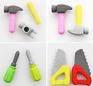 Tiny DIY Tools Detachable Rubber Eraser (Random Color)