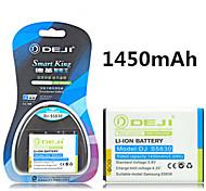 ji de alta capacidad 1450mah 3.8v batería de repuesto li-ion para SAMSUNG GALAXY ACE S5830