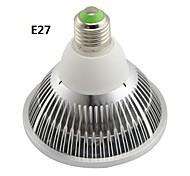 Focos Regulable AR111 GU10 / G53 / E26/E27 12 W 12 LED de Alta Potencia 1200LM LM Blanco Cálido AC 100-240 / AC 110-130 V
