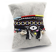 Exquisite Multilayer Pure Hand-made Woven Bracelets