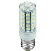 4W E26/E27 LED a pannocchia Girevole 48 SMD 5730 600 lm Luce fredda AC 220-240 V 1 pezzo