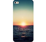 o telefone do sol seascape padrão tampa da caixa traseira para iphone5c