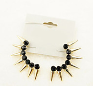 Alloy Europe Style Punk Drop Earrings Party/Daily 2pcs