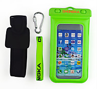 waterproof cell phone case bag/waterproof floating bag/ waterproof cell phone case for htc