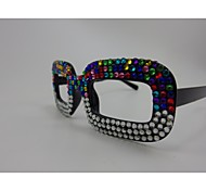 Rectangle Party Glasses