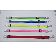 Colorful Pet Car Safety Seat Belt  For Dogs/Cats