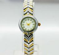 Women's Analog Copper Case Round Dial Copper Band Japan Quartz Watch Women Fashion Watch Gift Watch Ladies Watch