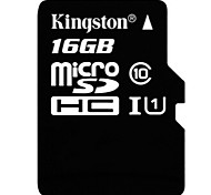 kingston original de 16 gb clase micro sdhc tarjeta del tf 10 sdql de ultra
