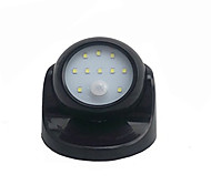 Motion Activated Sensor 360 Degree Rotation 10 LED Battery Powered Wall Light