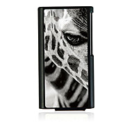 Animal Leather Vein Pattern Hard Case for iPod Nano 7
