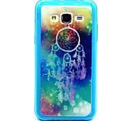 Sterne-Traumfänger-Muster-TPU Acryl weiche Tasche für Samsung Galaxy J1 / galaxy j5 / galaxy j7