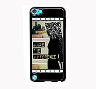 Make The Difference  Aluminum High Quality Case for iPod Touch 5