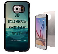 God Design Aluminum High Quality Case for Samsung Galaxy S6 Edge G925F